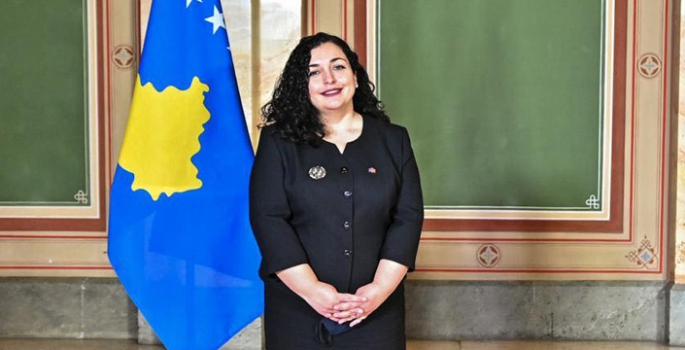 Kosova'da Muhalefetten Osmani'nin Cumhurbaşkanlığına Ret