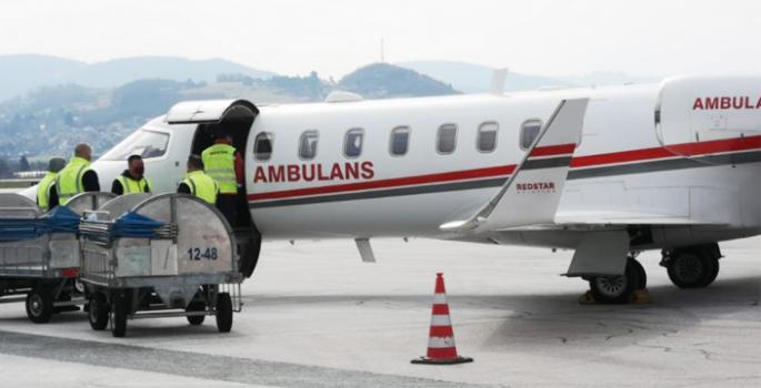 Türkiye'nin Bağışladığı Koronavirüs Aşıları Bosna Hersek'e Ulaştı