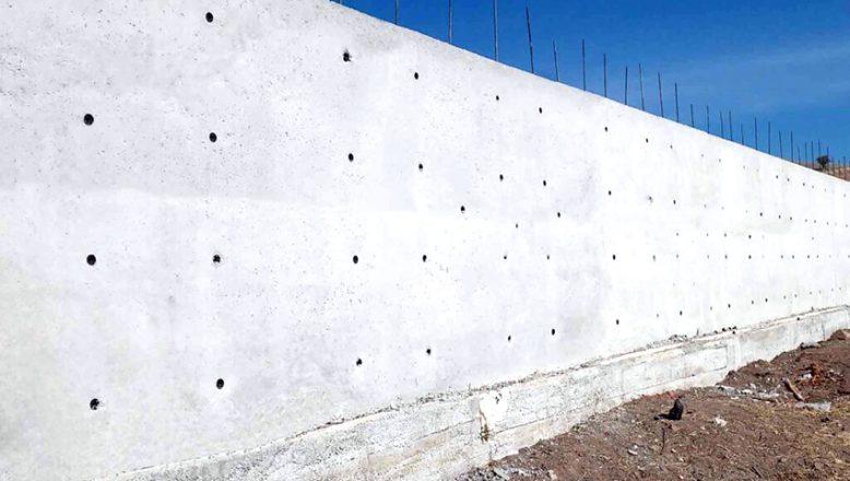 İhata duvarı yaptırılacak