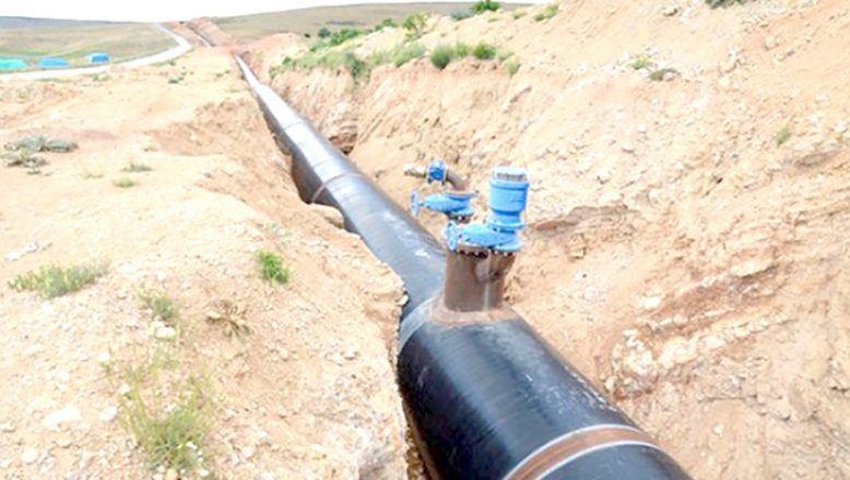İçme suyu hattı döşeme işleri yaptırılacak