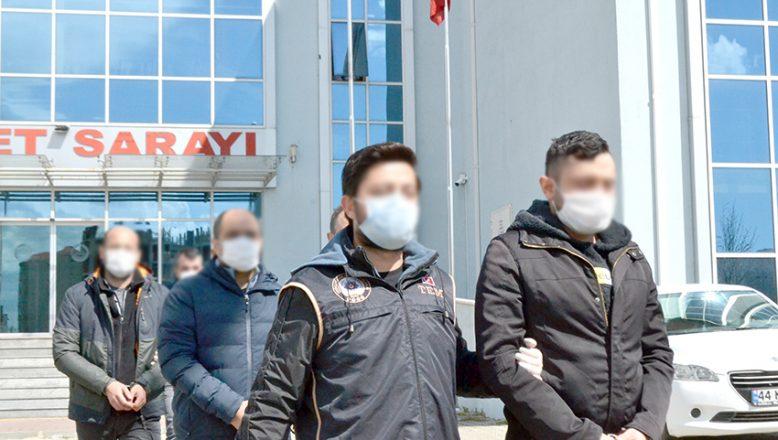 FETÖ şüphelisi 4 eski asker tutuklandı