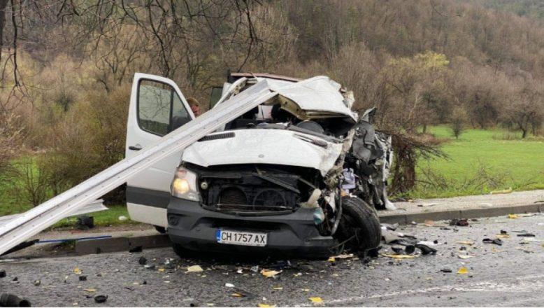 Bulgaristan trafik kazası ölümlerinde üçüncü sırada yer aldı