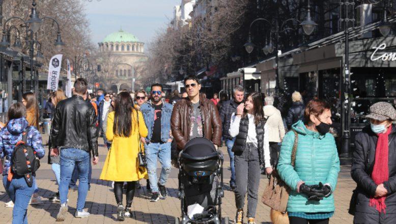 Bulgaristan'da salgın önlemlerinin bir kısmı gevşetiliyor