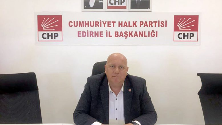 CHP'den afiş tepkisi