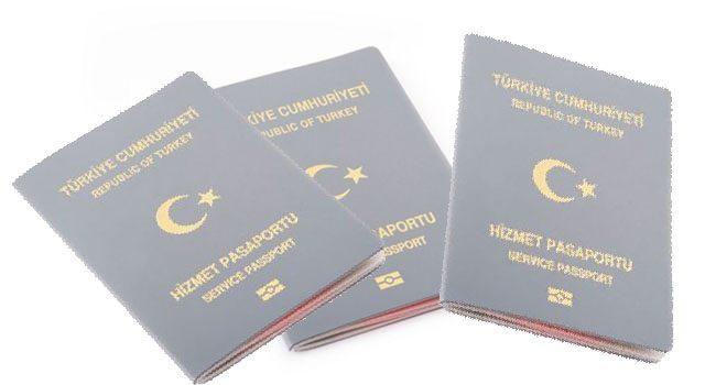 Gri pasaport şebekesine operasyon