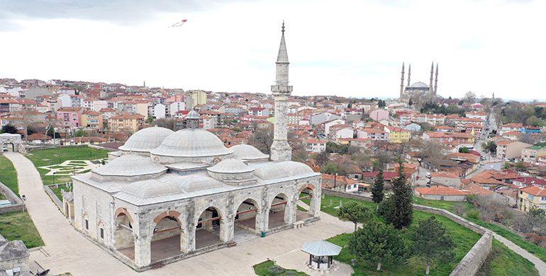 Bir başyapıt: Muradiye Camii