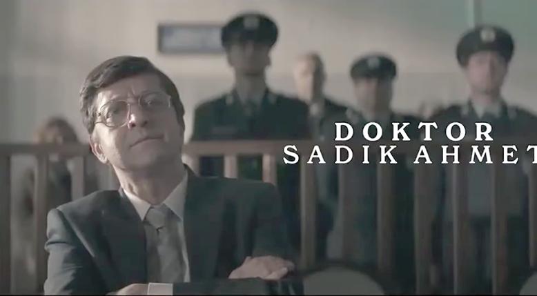 Dr. Sadık Ahmet'in hayatı film oluyor