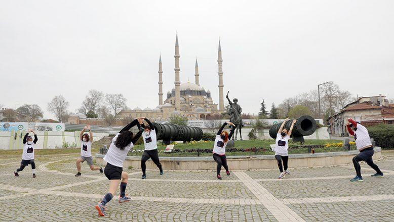 Selimiye çevresinde UNESCO turu