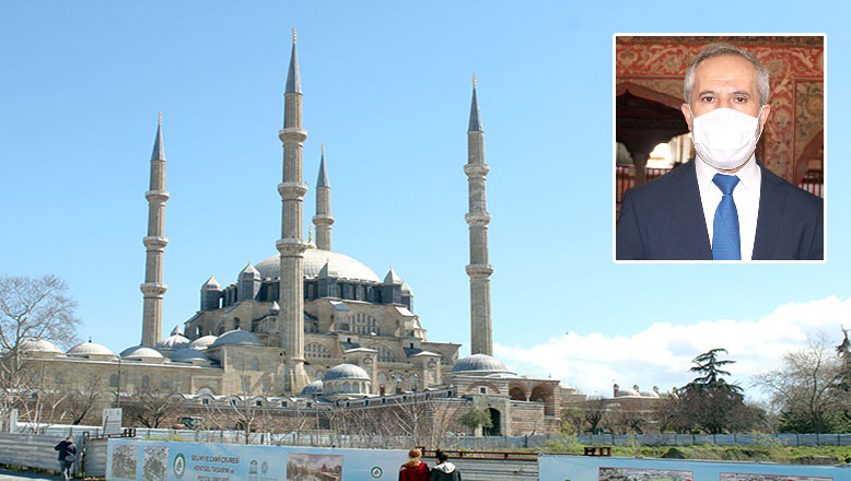 Selimiye Ramazan'a hazırlanıyor
