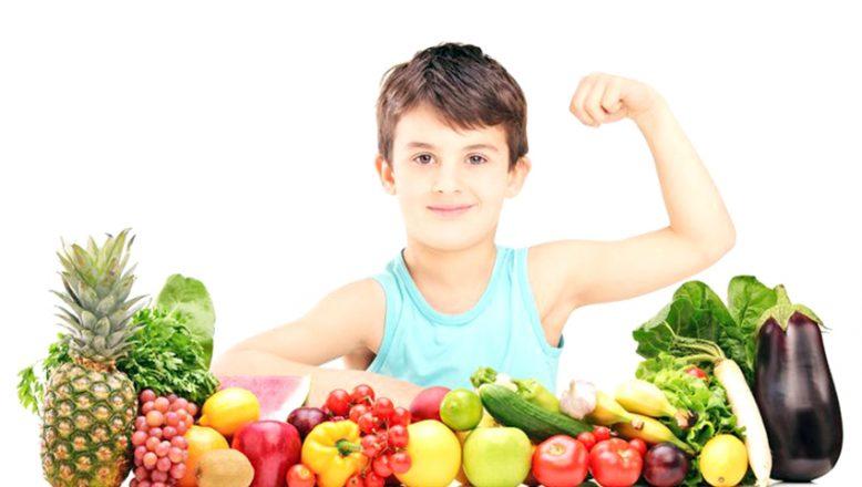"""""""Covid-19'a karşı çocuklar için beslenme önerileri"""""""