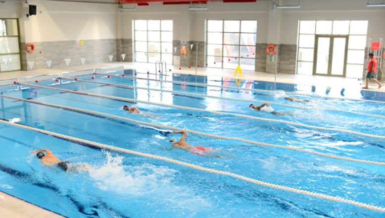 Yüzme havuzu yaptırılacak