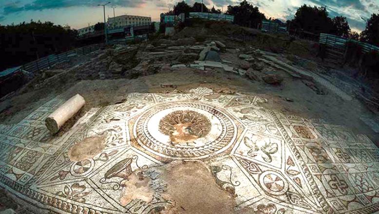 Piskoposluk Bazilikası açıldı