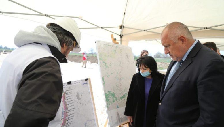 Yunanistan-Bulgaristan ara bağlantı boru hattının inşaatı 2021'in sonunda tamamlanacak