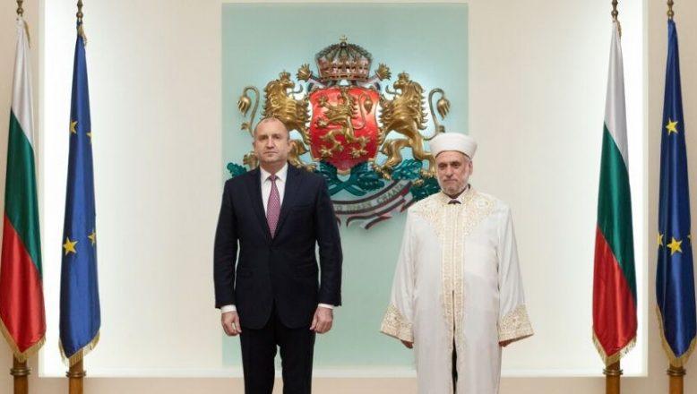 Cumhurbaşkanı ve Başmüftü, Ramazan ayı öncesi bir araya geldi