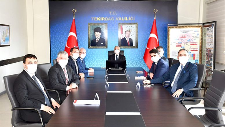 'Yatırım ve İstihdam İmkanları Değerlendirme Toplantısı'