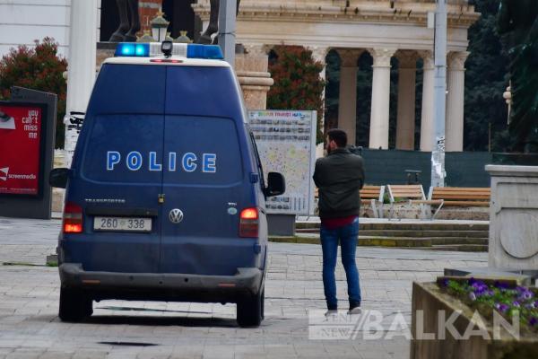Kuzey Makedonya'da kısıtlamalar 1 Haziran'a kadar uzatıldı