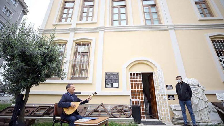 Kırklareli Müzesi'nden Rumeli Türküleri yankılandı