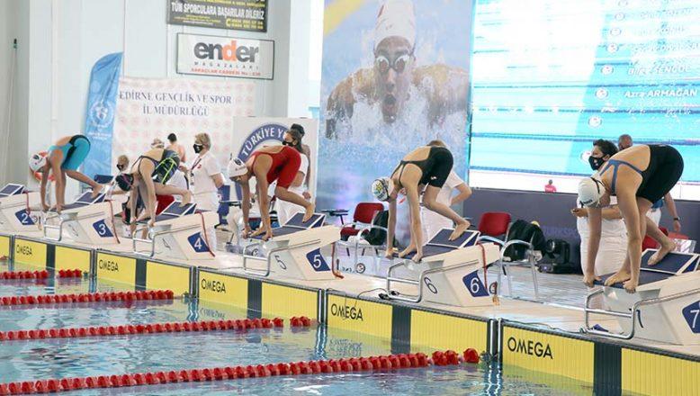 Yüzme Milli Takımı Seçmeleri sona erdi