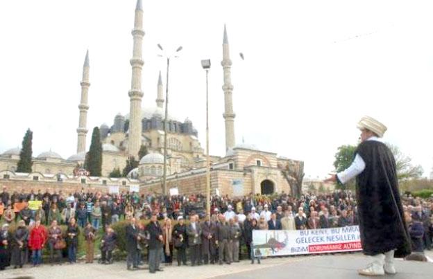 """""""Selimiye Meydanı hepimizin"""""""