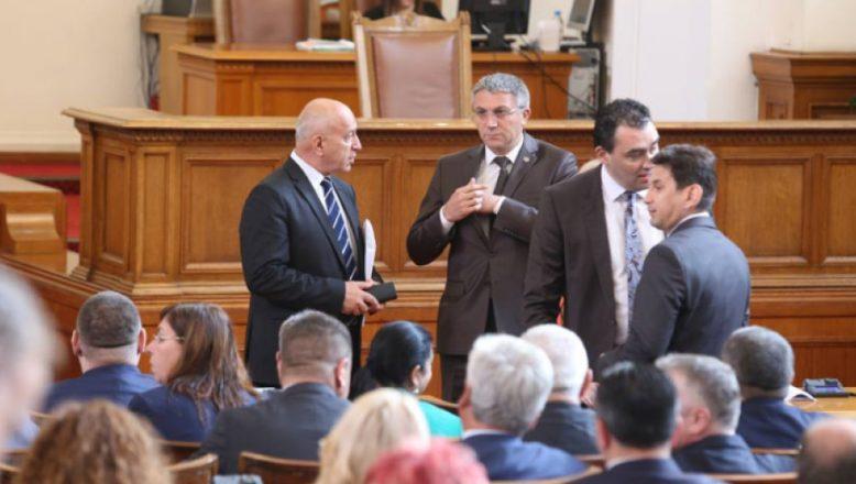 Milletvekilleri oy başına 1 leva sübvansiyonu reddettiler