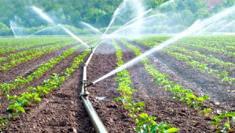 Tarımsal Sulama Tesisi yaptırılacak