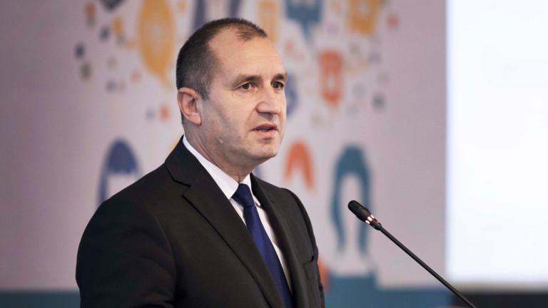 Cumhurbaşkanı Radev, Bulgaristan'daki Müslümanların bayramını kutladı