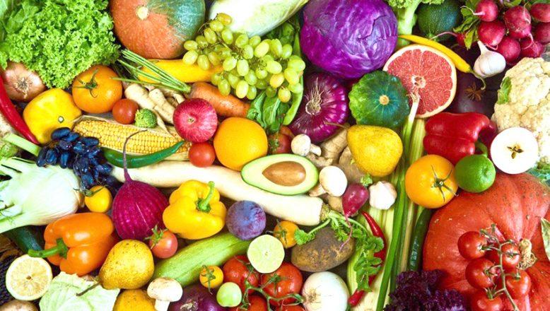 Sebze ve meyve alınacak