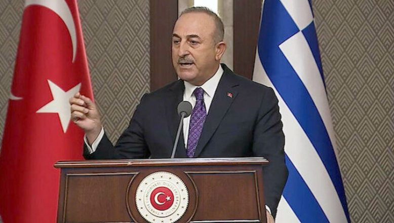 Dışişleri Bakanı Çavuşoğlu, Yunanistan'a gidecek