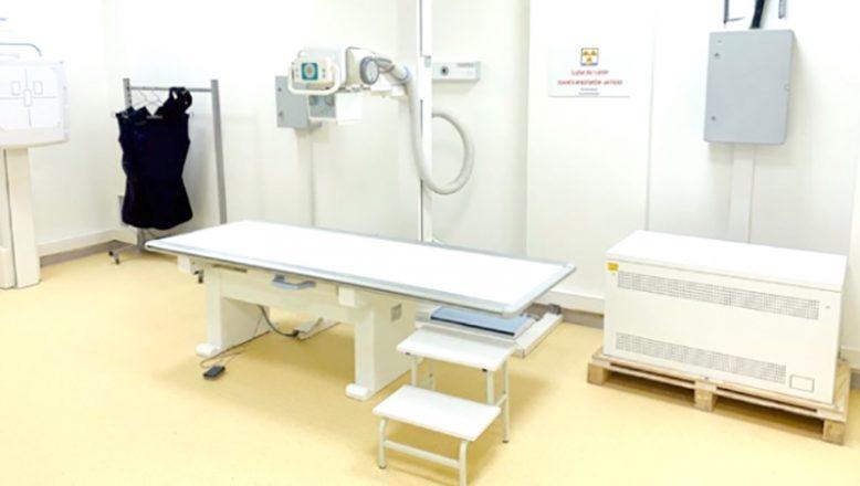 Sunucu ve Röntgen Tüpü alınacak