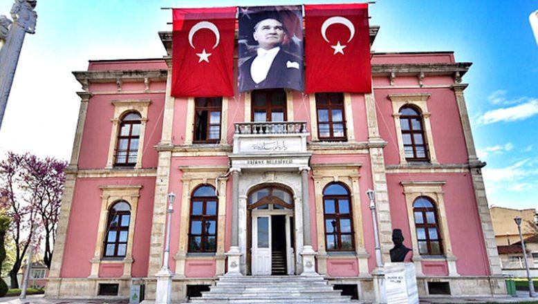 Edirne Belediye Başkanlığı'ndan