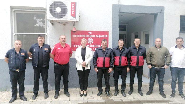 Belediyenin 112 Acil Çağrı Merkezi hizmete girdi