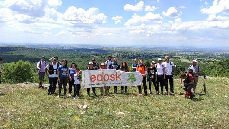 İlk yürüyüşü Balkan köylerine yaptılar
