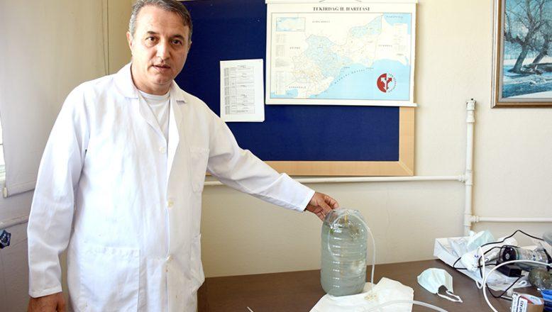 NKÜ Marmara'daki müsilaj için kolları sıvadı