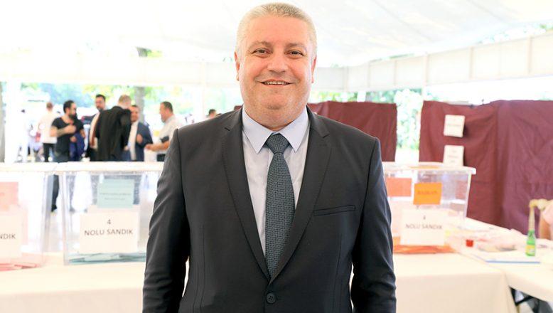 Baro Başkanlığı'na Sivrikaya seçildi