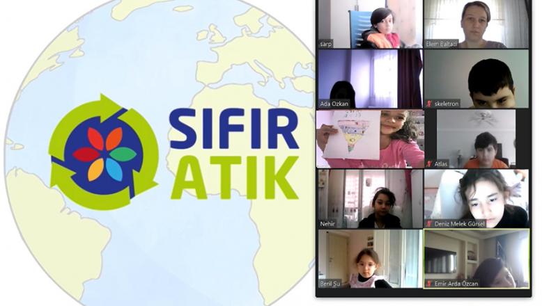 Filiz Okulları'nda Sıfır Atık Projesi