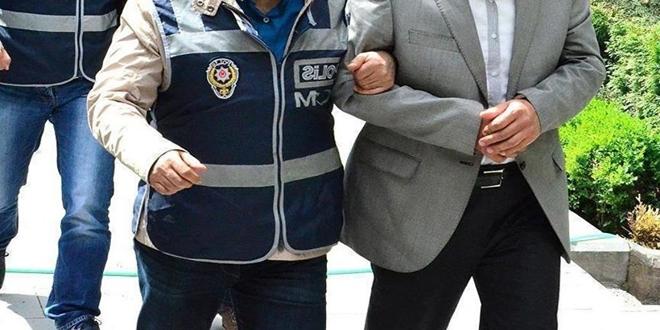 FETÖ operasyonunda 5 tutuklama