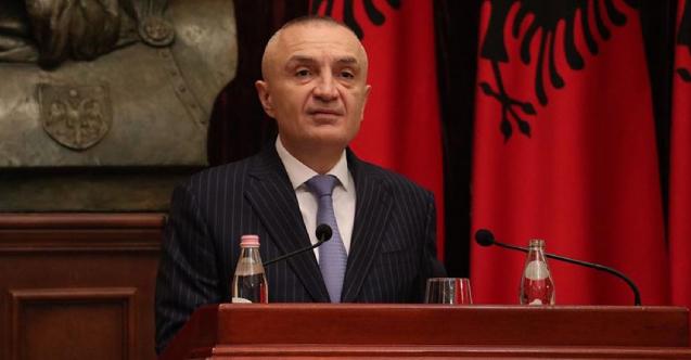 Arnavutluk Parlamentosu'ndan Cumhurbaşkanı Meta için azil kararı!