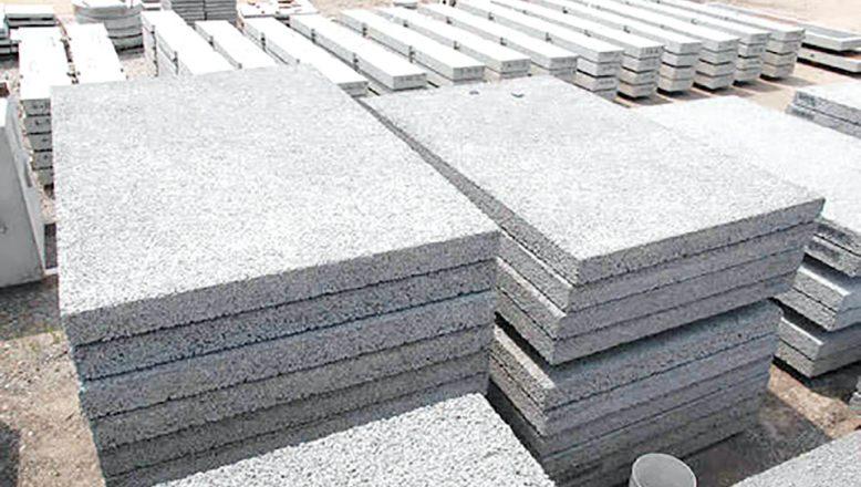 Beton elemanları ve hazır beton alınacak
