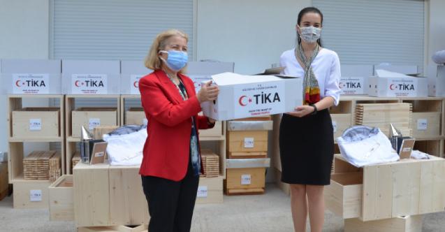 TİKA'dan Karadağ'da genç çiftçilere destek