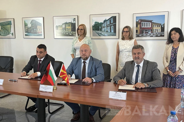 Kuzey Makedonya, Arnavutluk ve Bulgaristan'dan demiryolu anlaşması
