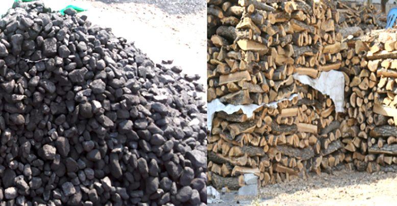 Kömür ve odun alınacak