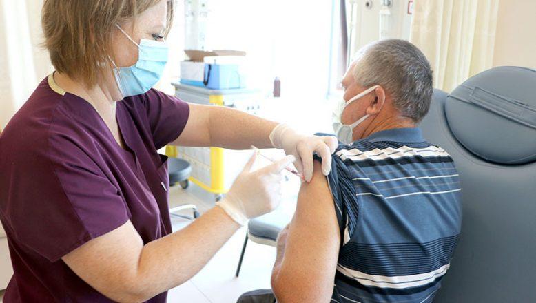 3. doz aşı uygulaması başladı