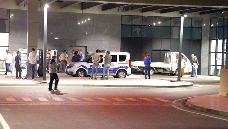 Bekçilere silahlı saldırı: 1 şehit 1 yaralı