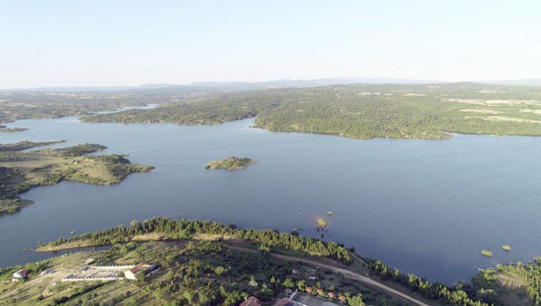 Yağışlar Trakya'daki barajları doldurdu