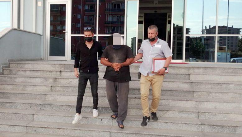 38 yıl cezası bulunan firari yakalandı