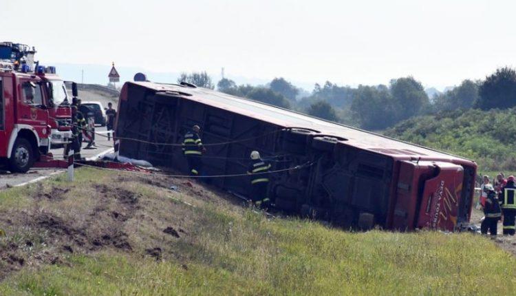 Feci kazada 10 kişi öldü