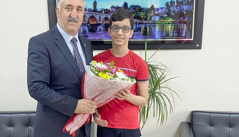 LGS'de 1 Türkiye Birincisi Bahçeşehir Koleji'nden