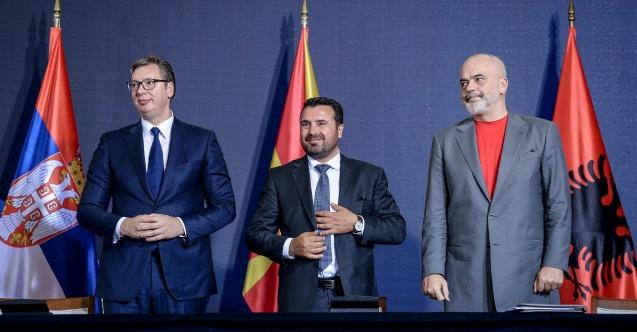 """""""Open Balkan"""" ile Balkanlar'da sınırlar kalkıyor"""