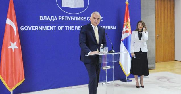 Türk vatandaşları, Sırbistan'a kimlik kartlarıyla girebilecek