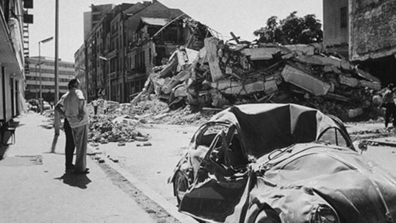 Üsküp depreminin 58. yıl dönümü